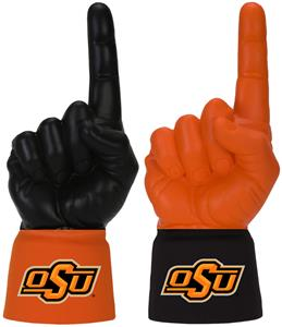 Foam Finger Oklahoma State University Combo
