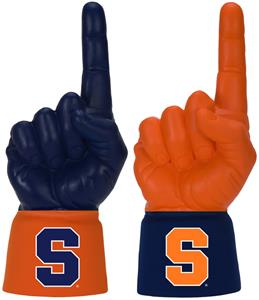 Foam Finger Syracuse University Combo