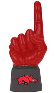 Foam Finger Univ. of Arkansas Fayetteville Combo