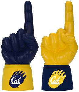 Foam Finger Univ. of California Berkeley Combo