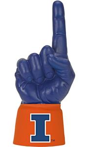 Foam Finger University of Illinois Combo