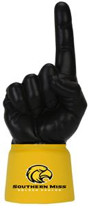 Foam Finger Univ of Southern Mississippi Combo