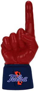 Foam Finger University of Tulsa Combo