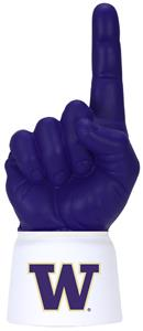 Foam Finger University of Washington Combo