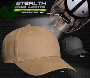 Pacific Headwear P14 High Visibility Ctn Duck Caps