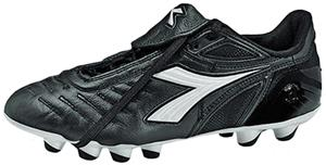 Diadora Maracana MD PU W Soccer Cleats - Black