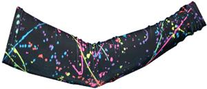 Womens Paint Splatter Sleeve Warmer