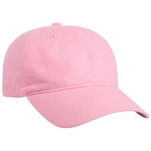 Pacific Headwear 222C Pink Cotton Ladies Caps