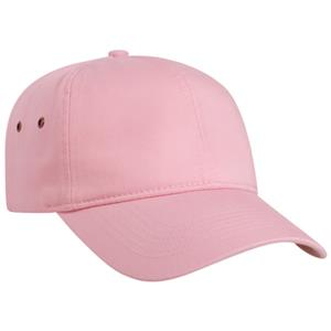 Pacific Headwear 352C Pink Washed Ladies Caps