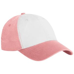 Pacific Headwear V57 Pink Adjustable Vintage Caps