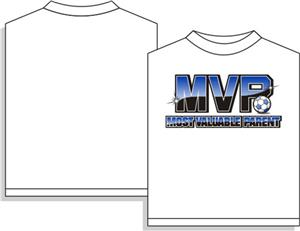 Utopia Soccer MVP Parent Short Sleeve T-shirt