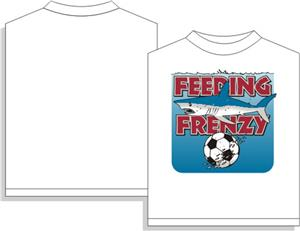 Utopia Soccer Feeding Frenzy T-shirt