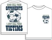 Utopia Soccer Victims Short Sleeve T-shirt