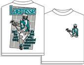 Utopia Lacrosse Only Thing T-shirt