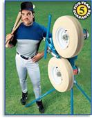 Jugs CURVEBALL Baseball Pitching Machines