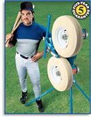 Jugs CURVEBALL Baseball Pitching Machines