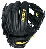 """A2000 1788 Leather Infield 11.25"""" Baseball Gloves"""