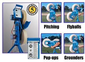 Jugs 101 Baseball Pitching Machines