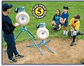 Jugs JR Baseball/Softball Pitching Machines