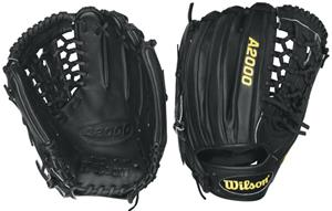 A2000 Leather Pitcher 11.75&quot; Baseball Gloves