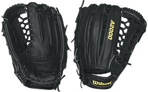 "A2000 Leather Outfield 12.5"" Baseball Gloves"