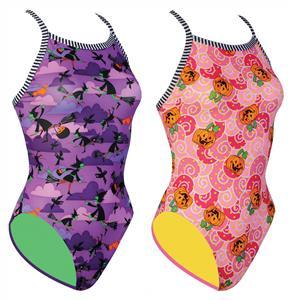 dolfin swimwear halloween uglies swimsuit - Halloween Swimsuit