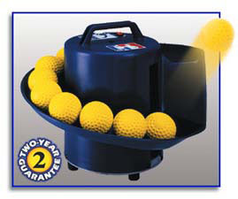 Jugs TOSS Baseball Pitching Machines