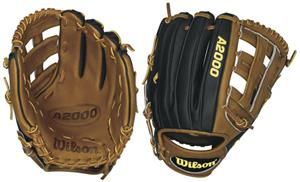 "A2000 Leather Infield 12"" Baseball Gloves"
