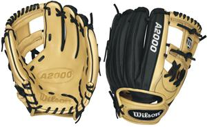 "A2000 Infield/Pitcher 11.5"" Baseball Gloves"