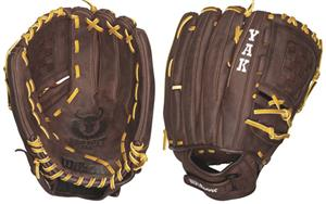 "YAK Leather All Positions 12.5"" Fastpitch Gloves"