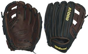 A1000 Leather Infield 11.75&quot; Baseball Gloves