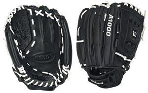 "A1000 Leather All Positions 12"" Fastpitch Gloves"