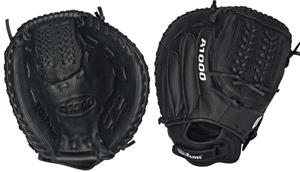 "A1000 Leather Catcher 33"" Fastpitch Mitt"