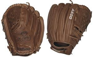 "A800 Leather All Positions 12.5"" Fastpitch Gloves"