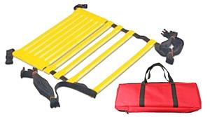 Extendable-Adjustable Flat Rung Speed Ladders