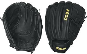 "A600 Leather All Positions 12"" Baseball Gloves"