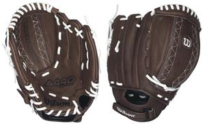 "A440 Leather All Positions 11"" Fastpitch Gloves"
