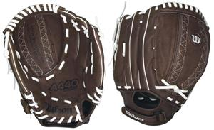 "A440 Leather All Positions 11.5"" Fastpitch Gloves"