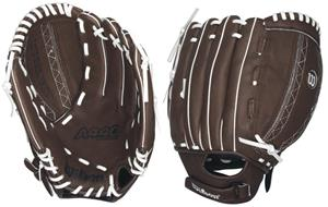 "A440 Leather All Positions 12.5"" Fastpitch Gloves"
