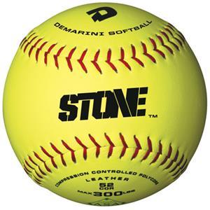 "Wilson 12"" Stone ASA Slowpitch Softballs (3 DOZ)"