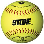 "Wilson 12"" Stone ASA Slowpitch Softballs (1 DOZ)"