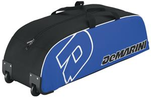 Demarini Baseball Softball Youth Wheeled Bag