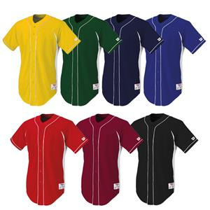 Wilson Textreme Piped Baseball Fullbutton Jersey