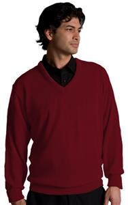 Edwards Unisex V-Neck Pullover Sweater
