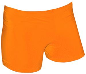 Spandex 6&quot; Sports Shorts - Bright Solids