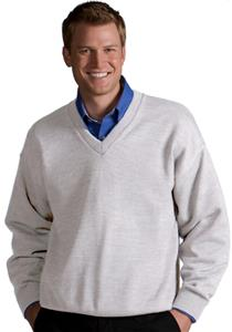 Edwards Unisex V-Neck Long Sleeve Sweater