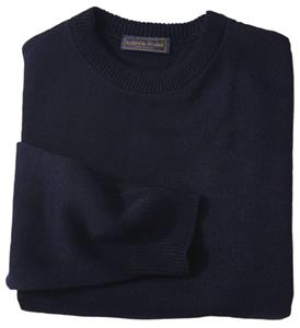 Edwards Unisex Crew Neck Pullover Sweater