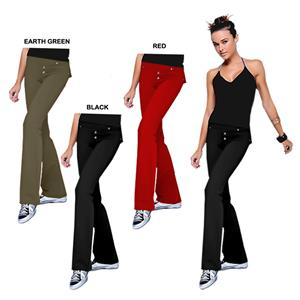 Bluefish Sport Button Pant
