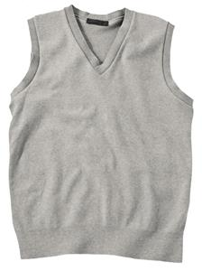 Edwards Mens V-Neck Cross Over Vest