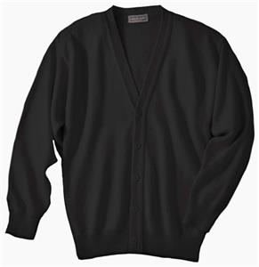 Edwards Unisex V-Neck Cardigan